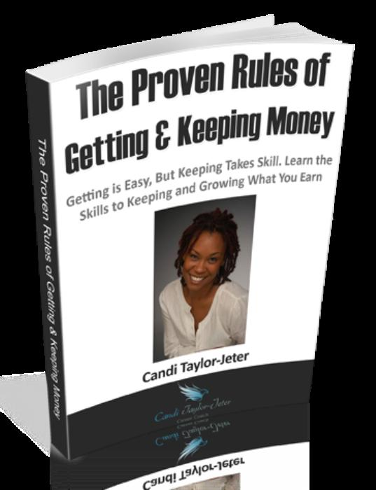 First Additional product image for - Getting & Keeping Money