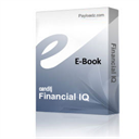 Financial IQ | eBooks | Business and Money