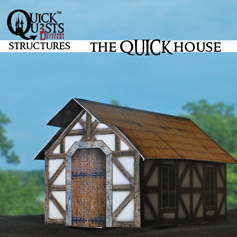 quickquests - the quick house for dungeons  and dragons, d&d, gurps, warhammer and other rpgs