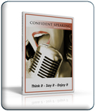 Confident Speaking | Audio Books | Self-help