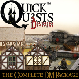 COMPLETE DUNGEON MASTER PACKAGE - for Dungeons & Dragons, 3d Dungeon Tiles, printable dungeon tiles, free dungeon tiles, Warhammer, rifts, or other RPG's | Crafting | Paper Crafting | Other