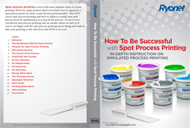 How To Be Successful With Spot Process Printing | Movies and Videos | Educational
