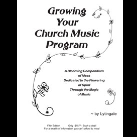 growing your church music program