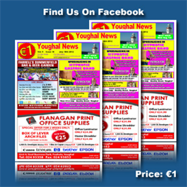 Youghal News July 17th 2012 | eBooks | Periodicals
