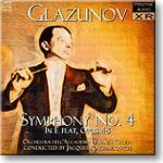 Glazunov 4th Symphony, St. Cecilia Orch Rachmilovich 1949, mono MP3 | Other Files | Everything Else