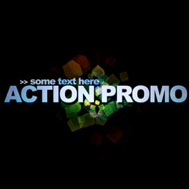 Action Promo (AE CS3 Template)