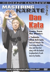 MASTERING KARATE DAN KATA by Kancho Hirokazu Kanazawa  DOWNLOAD | Movies and Videos | Training