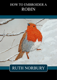 How to Embroider a Robin | Crafting | Sewing | Gifts