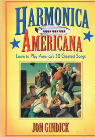 harmonica americana e-book  plus vol. 1 and 2 audio lessons