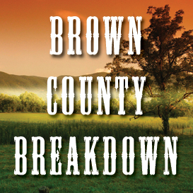 Brown County Breakdown Full Tempo Backing Track | Music | Acoustic