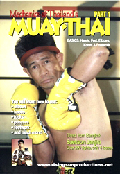 MUAY-THAI Vol-1 by Saekson Janjira