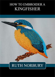 How to Embroider a Kingfisher | eBooks | Arts and Crafts