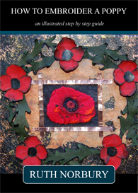 How to Embroider a Poppy | eBooks | Arts and Crafts