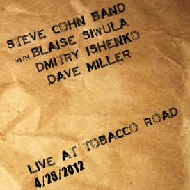 Steve Cohn Band Live at Tobacco Road 4/25/2012 | Music | Jazz