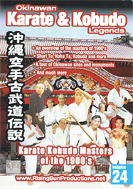 Okinawan Karate & Kobudo Legends - VIDEO DOWNLOAD