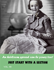Heirloom Bedspreads - Adobe .pdf Format | eBooks | Arts and Crafts