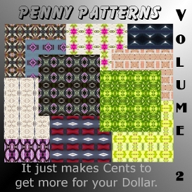 Penny Patterns - Volume 2
