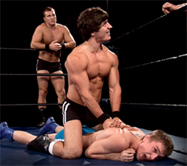 1106-Jake Jenkins & Austin Cooper vs Eli Black & Alexi Ivanov | Movies and Videos | Special Interest