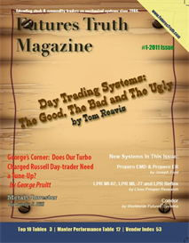 futures truth mag: issue #1/2011