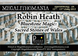 Robin Heath - Bluestone Magic: Sacred Stones of Wales - Megalithomania 2012 MP3 | Audio Books | History