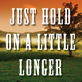 Just Hold On A Little Longer Backing Track   Music   Acoustic