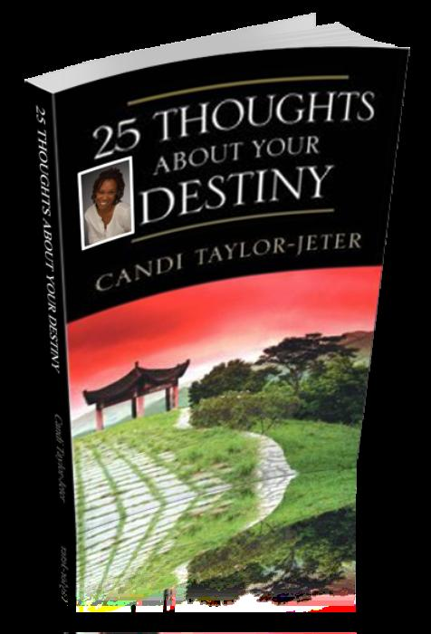 First Additional product image for - 25 Thoughts About Your Destiny