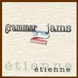 GJ2 - The Pronoun Song KARAOKE MP3 (from the CD Grammar Jams 2) | Music | Children