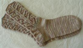 Beaded Swirls Socks knitting pattern - PDF | Other Files | Arts and Crafts