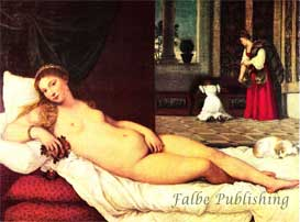 Venus by Titian fine art image nude woman stock art | Photos and Images | Fine Art
