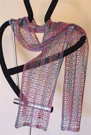 Cat's Cradle Lace Scarf knitting pattern - PDF | Other Files | Arts and Crafts