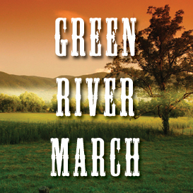 Green River March Backing Track | Music | Acoustic