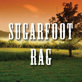 Sugarfoot Rag Full Tempo Backing Track | Music | Acoustic