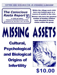 missing assets: cultural, psychological and biological origins of infertility