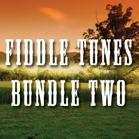Fiddle Tunes Bundle Two - Full Tempo Backing Tracks | Music | Acoustic