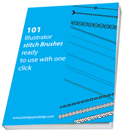 101 illustrator stitch brushes