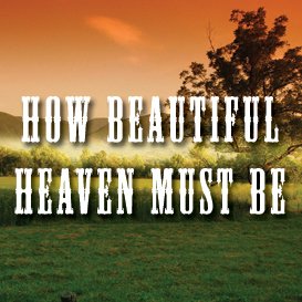 How Beautiful Heaven Must Be Backing Track | Music | Acoustic