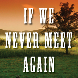 If We Never Meet Again Backing Track | Music | Acoustic