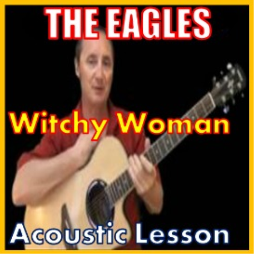 First Additional product image for - Learn to play Witchy Woman by The Eagles
