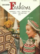 Crocheted Fashions - Crochet Pattern eBook | eBooks | Arts and Crafts