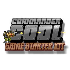 Commander Cool iOS Starter Kit (v1.5.1) - Personal License