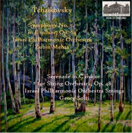 Tchaikovsky: Sym. No. 5; Serenade for Strings | Music | Classical