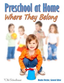 Preschool at Home Where They Belong