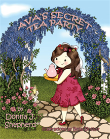 Ava's Secret Tea Party | eBooks | Children's eBooks