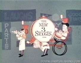 The New Three Stooges - Cartoon 1965 - 1966 Saturday Morning Download .Mpeg | Movies and Videos | Animation and Anime