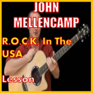 Learn to play ROCK in the USA by John Mellencamp | Movies and Videos | Educational