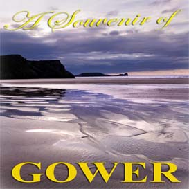 a souvenir of gower