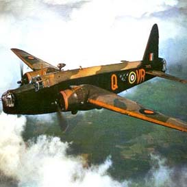 wellington bomber mf-509