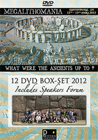 Box-Set 2012 Megalithomania Audio MP3s | Audio Books | History