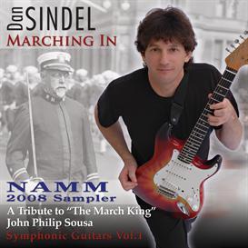 Dan Sindel - Marching In EP | Music | Rock