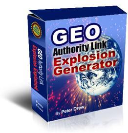 GEO Authority Link Explosion Generator | Software | Utilities